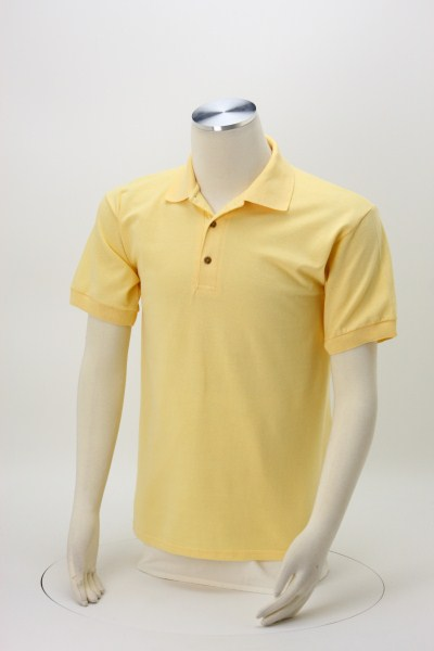 Gildan Ultra Cotton Pique Sport Shirt 360 View