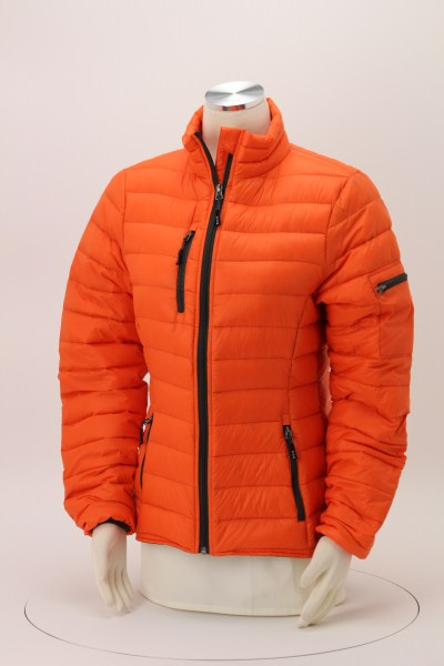 Whistler Light Down Jacket - Ladies' - Embroidered 360 View
