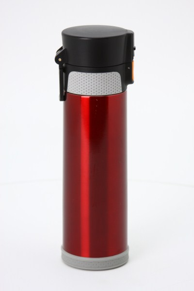 Extra Grip Stainless Tumbler - 16 oz. 360 View
