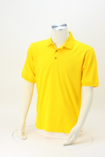 Newport Wicking Mesh Polo - Men's 360 View