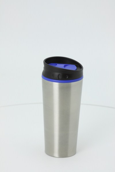 Simple Stainless Tumbler - 15 oz. 360 View