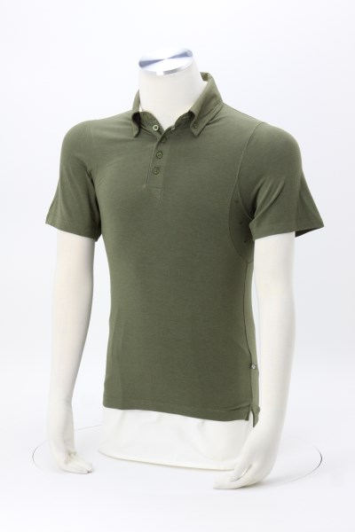 Park Avenue Bamboo Performance Polo - Men's 360 View