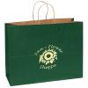 "Matte Shopping Bag – 12"" x 16"""