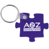 Puzzle Soft Keychain - Opaque