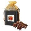 Leatherette Desk Caddy - Chocolate Almonds