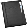 Pro-Tech Padfolio with Calculator and Notepad - Debossed