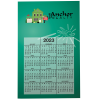 View Image 1 of 2 of Bic 20 mil Calendar Magnet - Medium - Real Estate