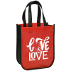 View Image 1 of 2 of Laminated Fashion Tote - 24 hr