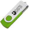 View Image 1 of 3 of Swinging USB Drive - 16GB - 24 hr