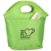View Image 1 of 4 of Grip Handle Lunch Cooler Bag