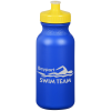 Value Sport Bottle with Push Pull Cap - 20 oz. - Colours