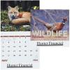 View Image 1 of 2 of Wildlife Portraits Calendar - Stapled