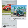 View Image 1 of 2 of Treasured Trucks Calendar - Stapled