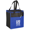 View Image 1 of 2 of Tote it All Colourful Cooler - Closeout