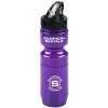 View Image 1 of 3 of Jogger Sport Bottle - 25 oz. - Opaque - Sport Sip Lid