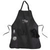 View Image 1 of 6 of Grill Master BBQ Apron - 24 hr