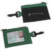 View Image 1 of 2 of Zip Pouch ID Holder - Colours