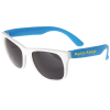 View Image 1 of 3 of Neon Sunglasses with White Frames