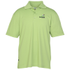 View Image 1 of 2 of Moreno Textured Micro Polo - Men's - Embroidered