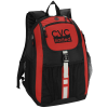 View Image 1 of 5 of Backpack with Cooler Pockets
