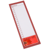 Bic Magnetic Manager Notepad - Daily - 25 Sheet