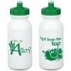 View Image 1 of 2 of Try Tap Sport Bottle - 20 oz.