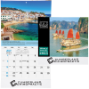 View Image 1 of 2 of World Travel Appointment Calendar