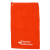 View Image 1 of 2 of Large Sport Towel with Grommet - Colours