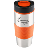 View Image 1 of 3 of Verona Stainless Steel Tumbler - 16 oz. - 24 hr