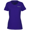 Fruit of the Loom Heavy Cotton T-Shirt - Ladies' - Embroidered - Colours