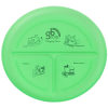 View Image 1 of 2 of Portion Plate with Food Groups