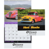 Hot Rods Appointment Calendar - Stapled
