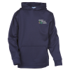 PTech Moisture Wicking Hooded Sweatshirt - Youth - Emb
