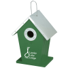View Image 1 of 4 of Colourful Wood Birdhouse