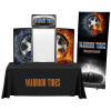 Show N Write Tabletop Display - 6' - Full Colour - Kit