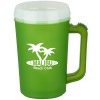 View Image 1 of 3 of Thermo Insulated Mug - 22 oz. - Frosted