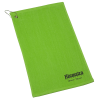 "View the Hemmed Golf Towel - 11"" x 18"""