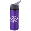 Sip & Flip Aluminum Water Bottle - 24 oz.