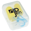 View Image 1 of 4 of Corded Ear Plugs in Clip Case