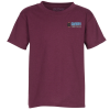 View Image 1 of 2 of Gildan DryBlend 50/50 T-Shirt - Youth - Embroidered - Colours