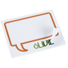"""View Image 1 of 2 of Bic Sticky Note - Designer - 3"""" x 4"""" - Message Bubble - 50 Sheet"""