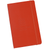 """View Image 1 of 5 of Moleskine Hard Cover Notebook - 8-1/4"""" x 5"""" - Ruled Lines"""