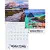 View Image 1 of 2 of Glorious Getaways Calendar - Mini