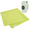 Go Green Fitness Towel with Pouch