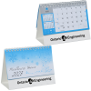 View Image 1 of 4 of Controller Desk Calendar - French