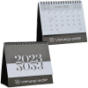 View Image 1 of 4 of Deluxe 15 Month Desk Calendar
