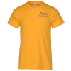 View Image 1 of 3 of Gildan Heavy Cotton T-Shirt - Men's - Embroidered - Colours