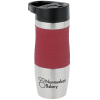 View Image 1 of 3 of Market Stainless Tumbler - 14 oz. - 24 hr