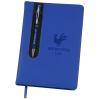 View Image 1 of 4 of Mesh Pen Pocket Notebook Set