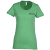View Image 1 of 3 of Bella+Canvas Tri-Blend T-Shirt - Ladies' - Screen